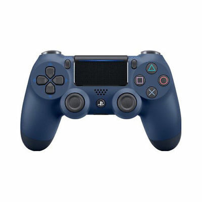 Sony Dualshock PlayStation 4 (PS4) Wireless Controller - Midnight Blue