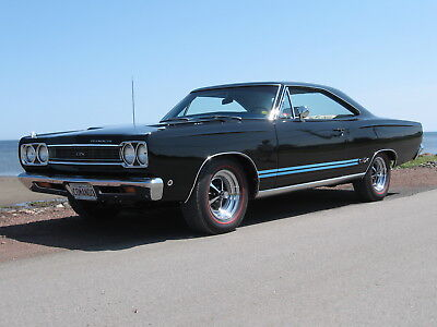 1968 Plymouth GTX  1968 Plymouth GTX, 440 V8 Fully restored in 2009