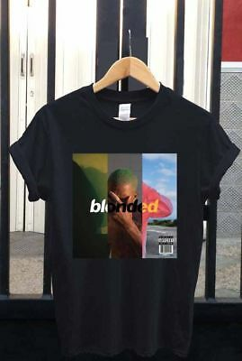 Blonded Frank Ocean Shirt Endless World Tour Music 2017 Black T Shirt S-3XL