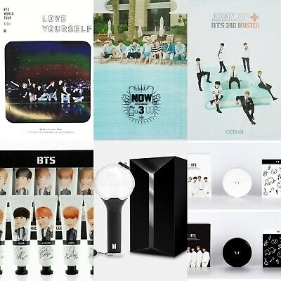 BTS OFFICIAL STICKER STANDEE LOTION BTS x VT MAKE UP (SELECT ITEM) [KPOPPIN USA]