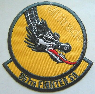 United States Air Force (USAF) 357th  Fighter Squadron Patch