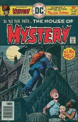DC Comics: House of Mystery #242 (1951) FN/VF