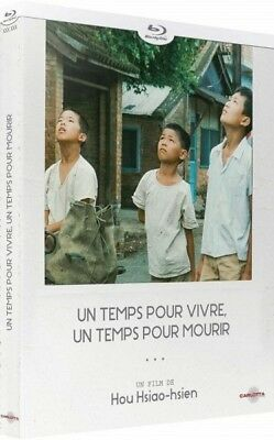 a time for vivre, a time for die (Hou Hsiao-hsien) BLU-RAY NEW