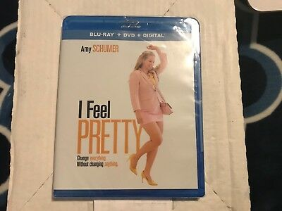 I Feel Pretty (Blu-ray, Dvd and Digital)