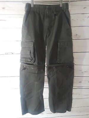 Boy Scouts Of America Official Uniform Cargo switchback Pants youth BSA 8