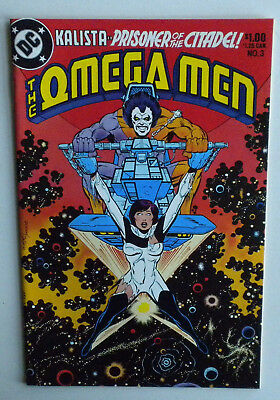 Omega Men 3 5 9 10 19 1st & Early Lobo Lot of 5 DC Comics Keith Giffen