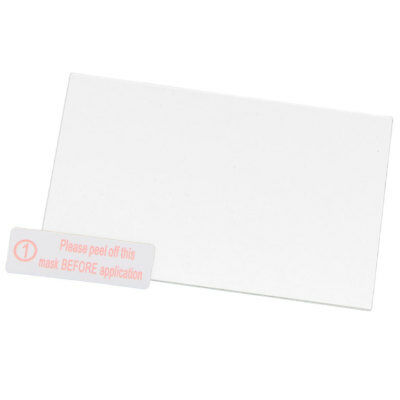 Screen Protector Foils Optical 9H Hardness for Casio EX-FR200 0.33mm 2.5D