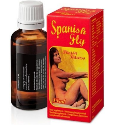 Spanish Fly intenso stimulant Sexual erotic For Couple Energy Drink- 15m