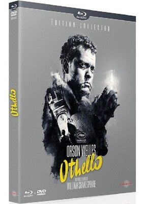 Othello BLU-RAY NEUF SOUS BLISTER