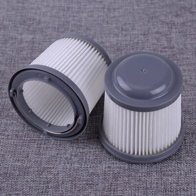 2-Pack Washable Filter For Black & Decker DustBuster PVF110 PHV1210 PV1020L