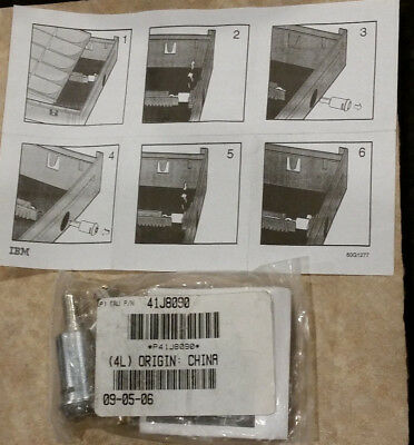 IBM/Toshiba Cash Drawer Lock Set with Two Keys PN: 41J8090  *NEW*