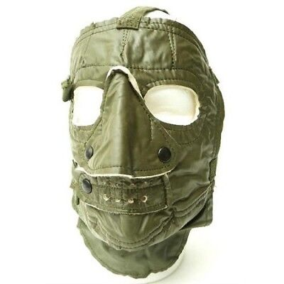 Face Mask U.S.N. Military Surplus Cold Weather Green Government Issue New