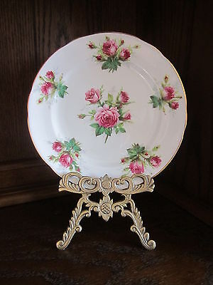 Hammersley Grandmother's Rose Salad Plate