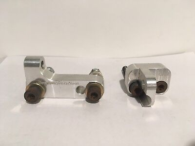 Hohey Designs Honda CBR F4i/F4 owners with 929/954 Front End-Damper Bracket kit