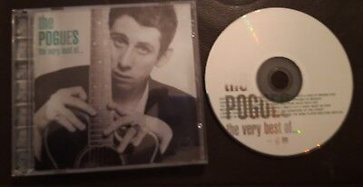 The Pogues The Vest Best Of Music CD