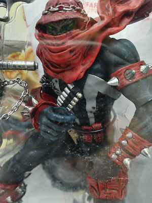 The Art Of Spawn Series 27 Issue 131 Cover Action Figur McFarlane
