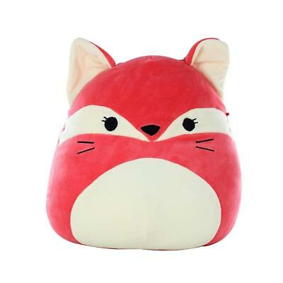 Squishmallow 13-Inch Plush Pillow - Fifi The Red Fox