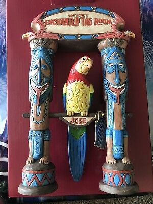 2018 Disney Parks Jim Shore Enchanted Tiki Room Figurine Brand New IN STOCK