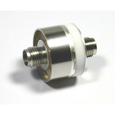 Co-axial Feedthrough UHV SMA weldable;50OHM;FLOATING SHIELD;1000V DC, 3A MAX,