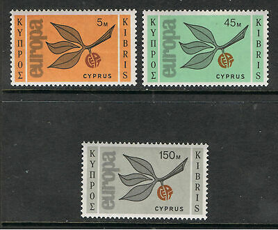 Cyprus 1965 Europa Issue