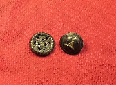 Ancient Celtic Bronze Fittings