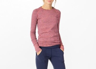 Lululemon Fly Tech Long Sleeve - Girls             (US 8/UK 12)       RRP £48
