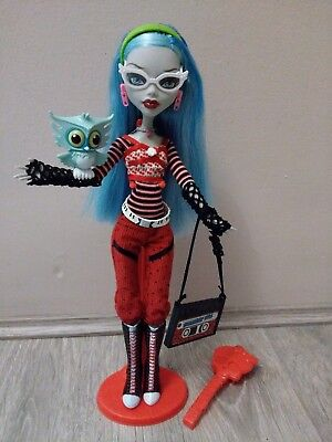 Monster High Original Ghouls 1st wave Ghoulia Yelps doll