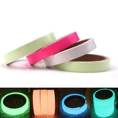 Safety Caution Night Reflective Tape Warning Tape Sticker Self Adhesive Tape DIY