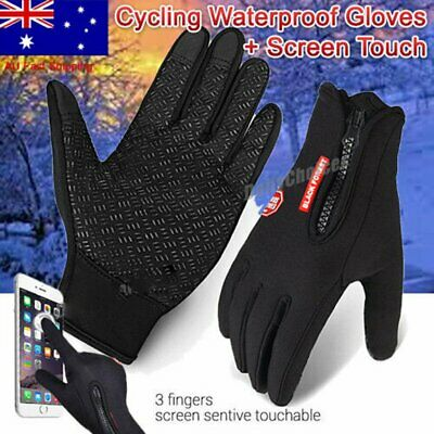 Thermala Premium Thermal Windproof Gloves (Unisex) BK
