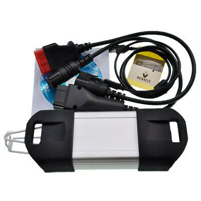 V178 Software Can Clip FULL CHIP Multi-languages Diagnostic TooL Fit For Renault