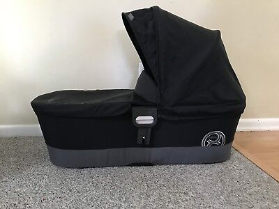 Cybex Carrycot M For Cybex Gold Strollers Agis M-Air Balios - Moon Dust Black