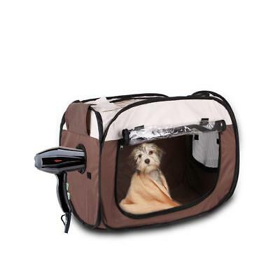 Portable Pet Hair Dryer Box Warm Dry/Clean Box Room Pet House Cage for Dog Cat