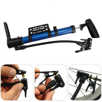 Portable MTB Bike Bicycle PUMP Presta & Schrader Valve Balls Air Pumps Inflater