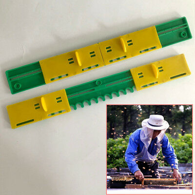 Bee Hive Sliding Mouse Guards / Travel Gates Beekeeping Equipment Breeding Tool