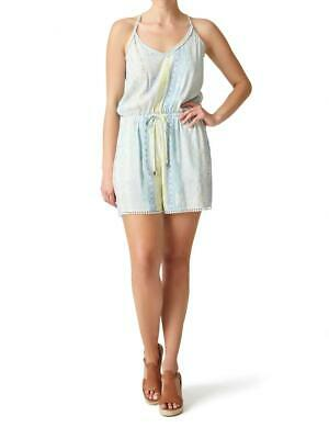 NEW Jeanswest Womens  Maha Printed Playsuit Other