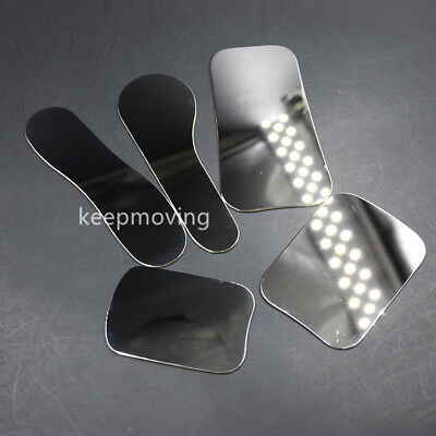 Dental Stainless Steel Intra Oral Photograph Mirror Reflector Sheet Photographic