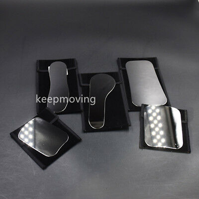 Dental Ortho Photograph Mirror Photographic Stainless Steel Reflector 5 Styles