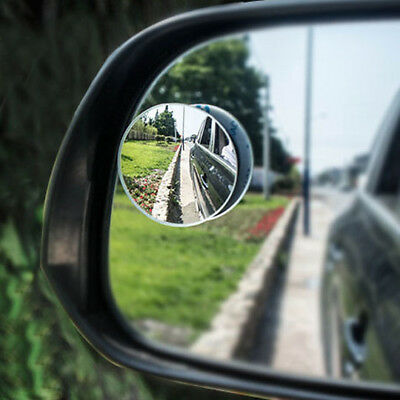 Car Rearview Mirror Borderless Blind Spot Mirror Car Without Dead Ends HD Mirror