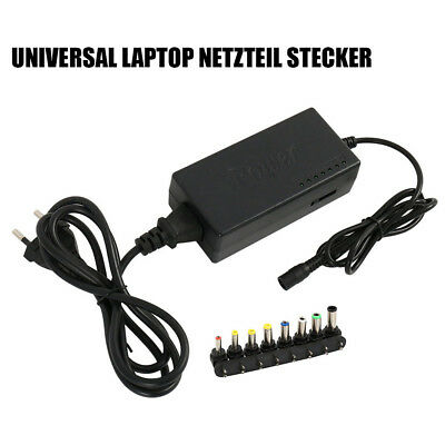 Universel adaptateur chargeur PC portable pour HP/Dell/Asus/Toshiba 96W 12/24V
