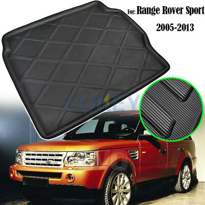 Tailored Boot Cargo liner Trunk Tray Floor Mat For Range Rover Sport L320 05-13