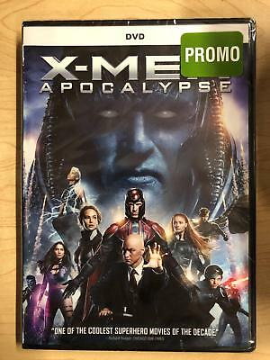 X-Men Apocalypse (DVD, 2016) - NEW18
