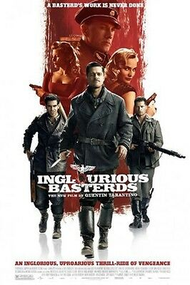 Poster 61x91.5cm  - Inglorious Basterds
