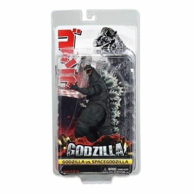 "7"" Monster Gojira Series Godzilla Vs. SpaceGodzilla 1994 PVC Action Figures Toy"