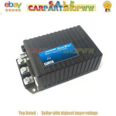ELECTRIC VEHICLE 300A CURTIS Seperately Excited Motor Controller
