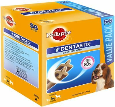 Pedigree Dentastix Medium: confezione 56 pz