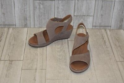 ffcac331593712 UNSTRUCTURED BY CLARKS Un Plaza Sling Sandals-Women s size 6.5M Grey ...