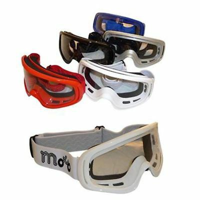 Moto X1 Motocross Anti-Scratch Wide Lens Motorcycle Off Road Goggles