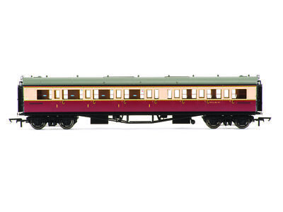 Hornby R4687A Personenwagen Collett Bow-Ended Corridor Composite Left Hand W6146