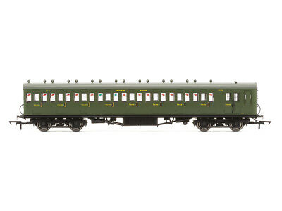 Hornby R4717A Personenwagen 58ft Maunsell Rebuilt Ex-LSWR 48 Eight Compartment B
