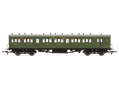 Hornby R4718A Personenwagen 58ft Maunsell Rebuilt Ex-LSWR 48 Six Compartment Bra